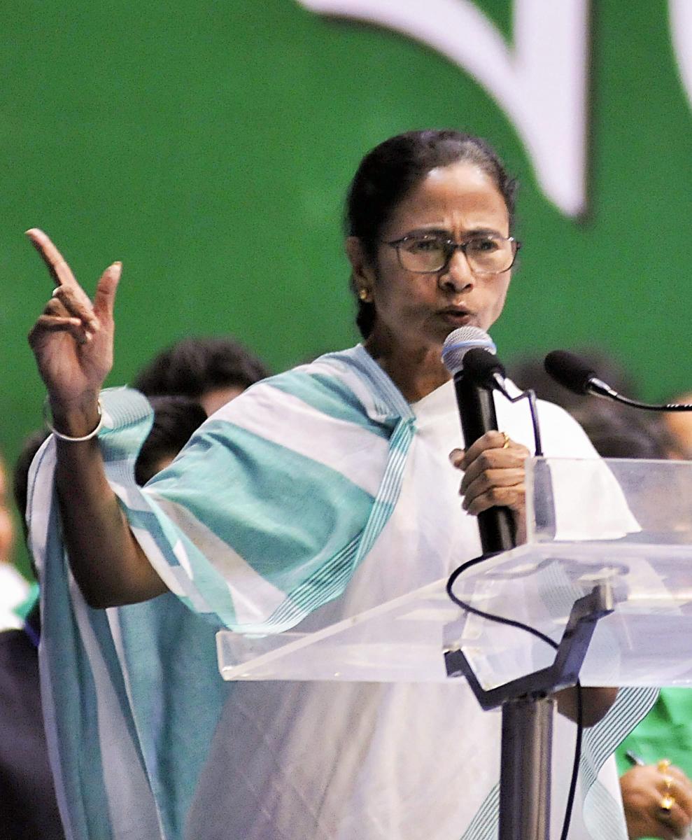 Mamata Banerjee. PTI