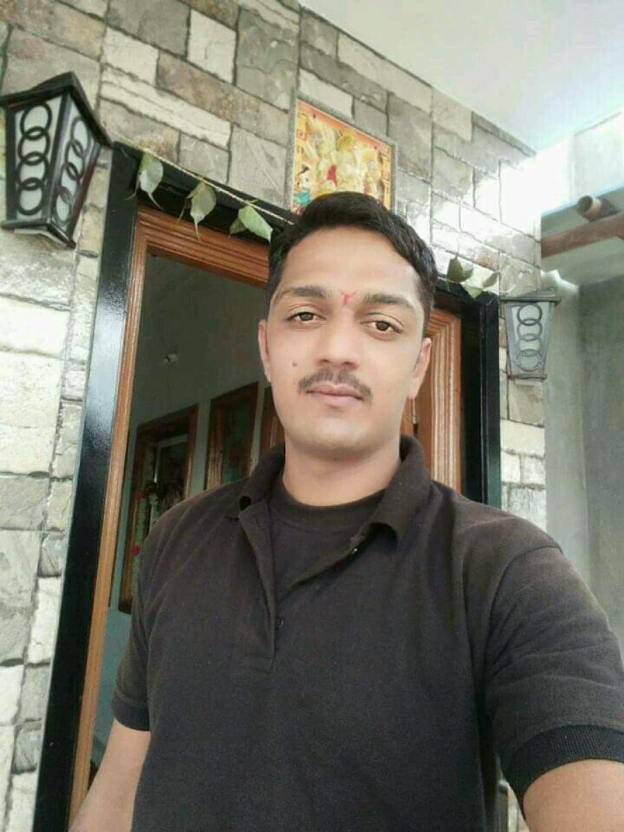 Bhojraj alias Prakash Jadhav