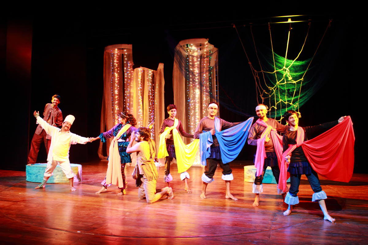 B R Srikanth's Kannada adaptation of 'The Tempest' will be staged on December 2.