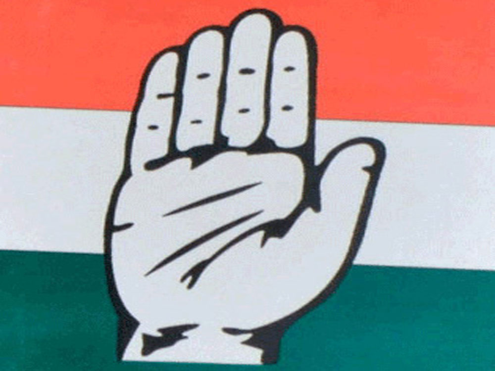 Sumitra Singh joined the Congress in the presence of AICC general secretary Avinash Pande, PCC chief Sachin Pilot, former chief minister of the state Ashok Gehlot at the PCC headquarters in Jaipur. (PTI File Photo)