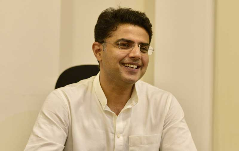 The former royal family of Tonk has extended support to Congress candidate Sachin Pilot, who is contesting from the Assembly seat in the December 7 election in Rajasthan. (DH Photo)