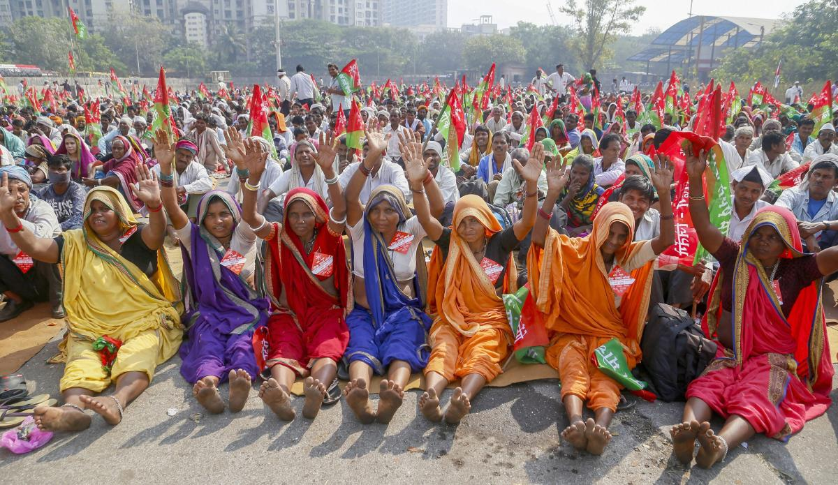 The farmers under the aegis of All Indian Kisan Sangarsh Coordination Committee (AIKSCC), a joint platform of around 200 farmers' organisations, will be marching in Delhi on November 29 and 30