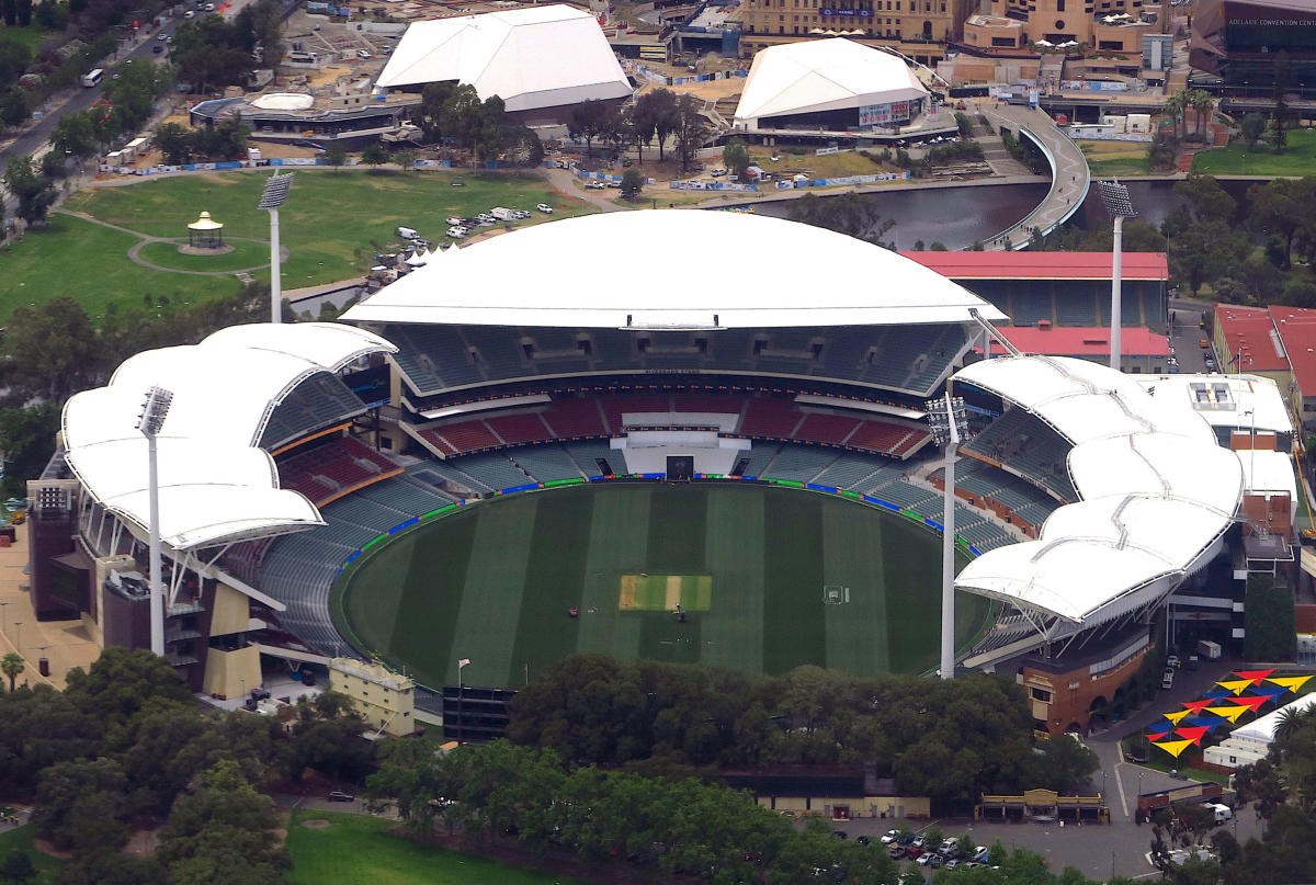 The Adelaide Oval ground. Reuters file photo