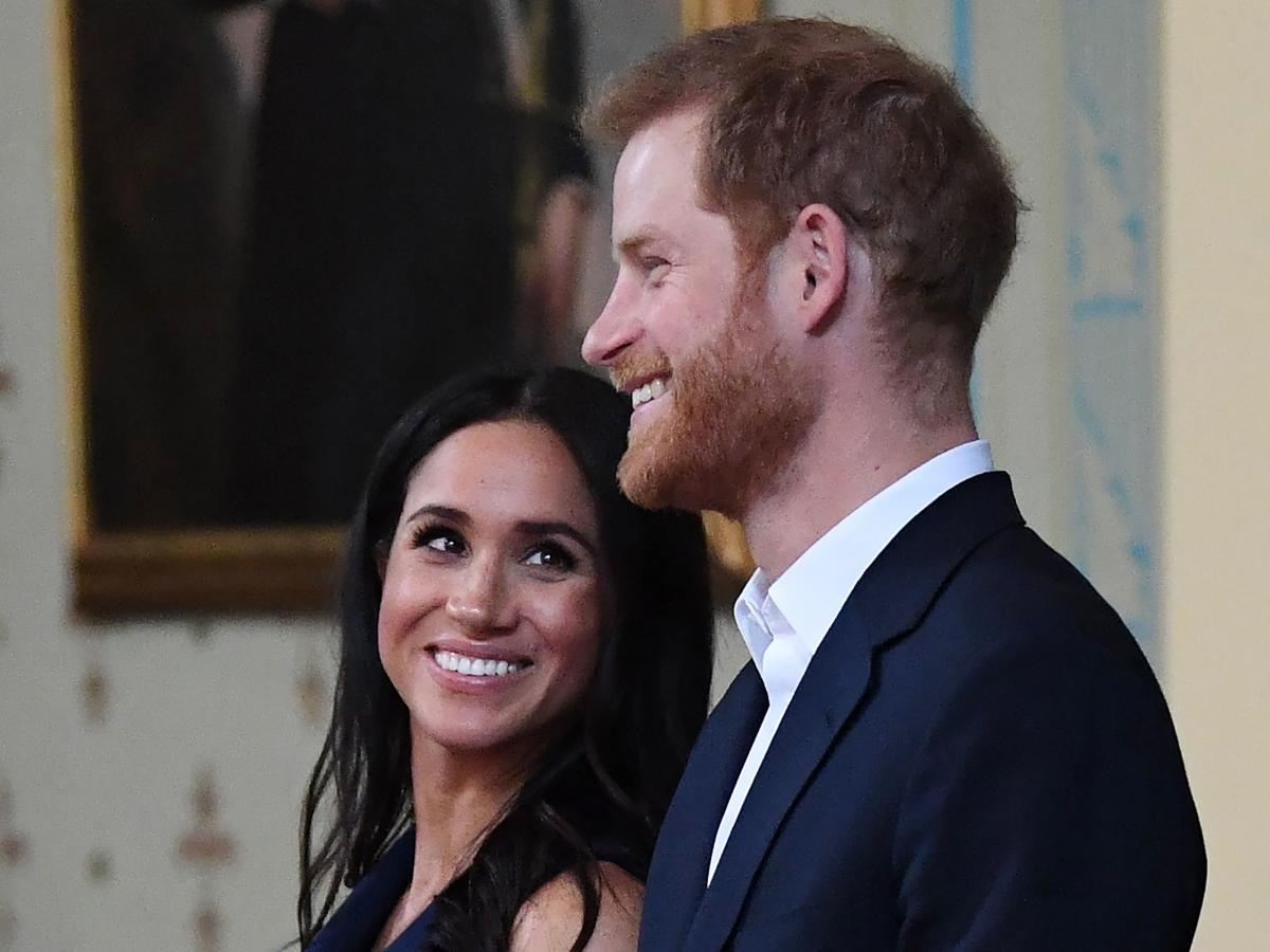 Harry and Meghan. (AFP File Photo)