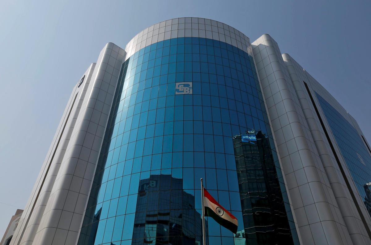 Sebi headquarters in Mumbai.