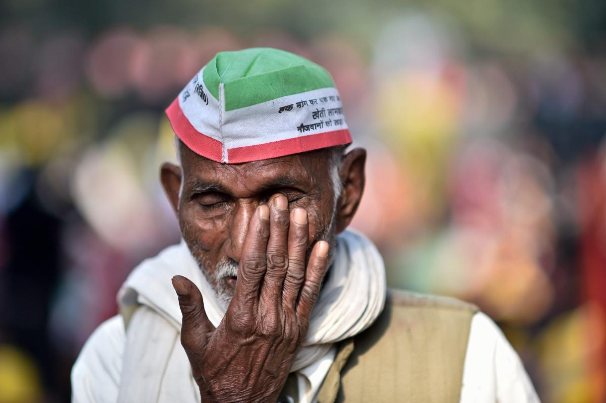 Farmers from 24 states have joined the Kisan Mukti March to press for their demands, including debt relief and remunerative prices for their produce. PTI
