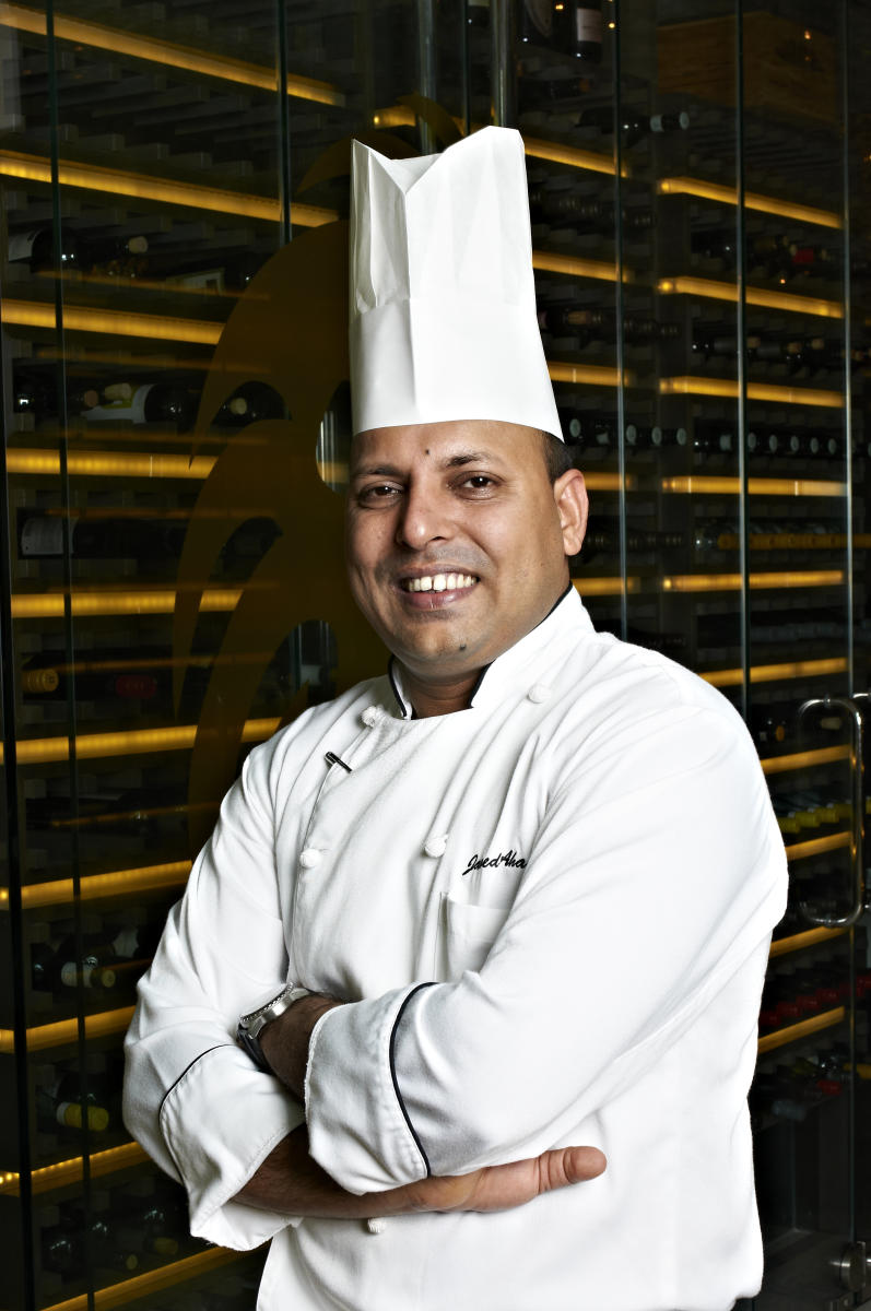 Chef Javed Ahmed
