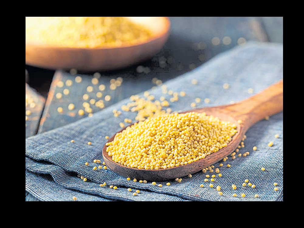 Held as a precursor to the International Trade Fair, the contest asked participants to prepare the cuisine with millets as 50% ingredients.