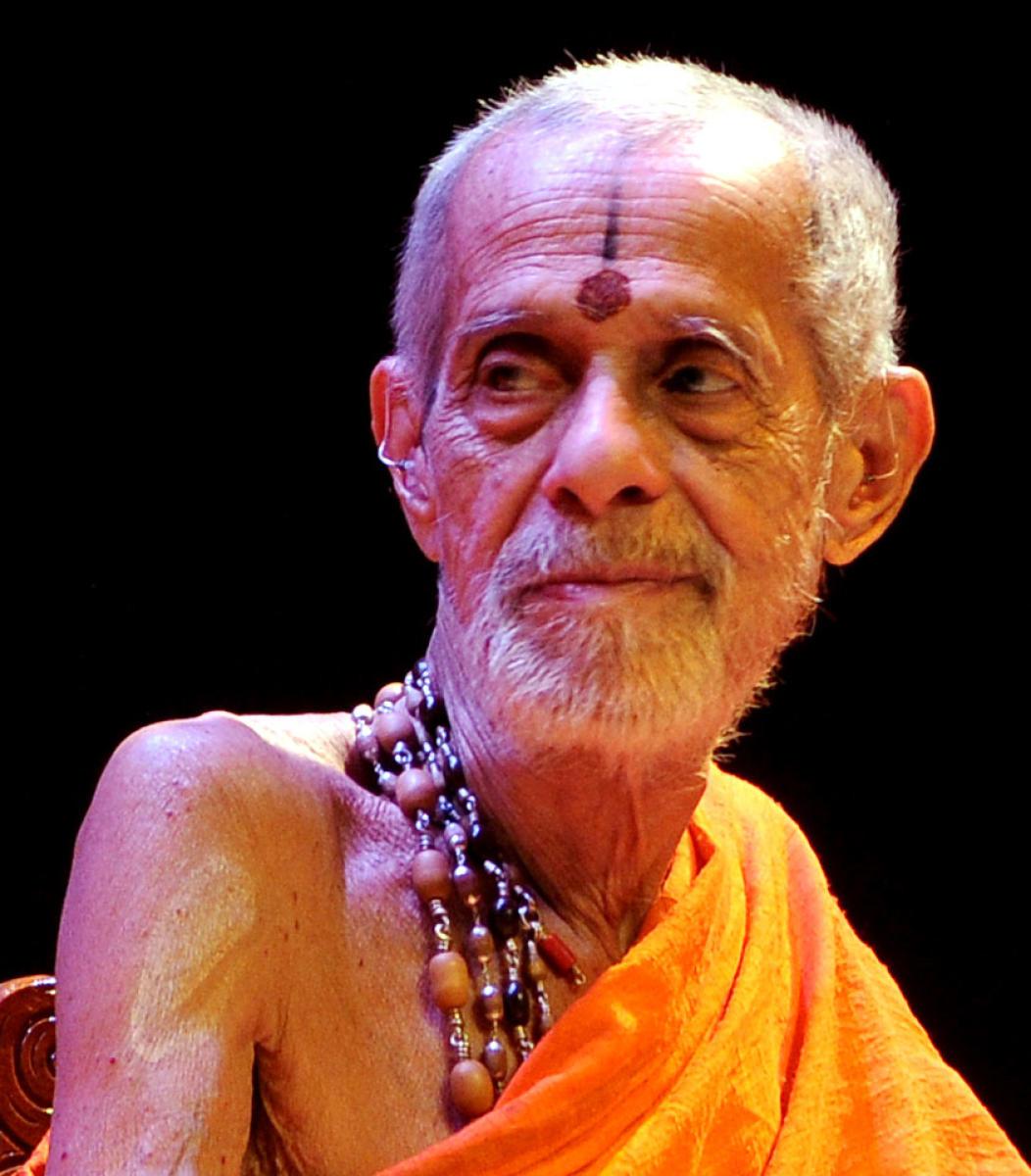 Vishwesha Teertha Swami