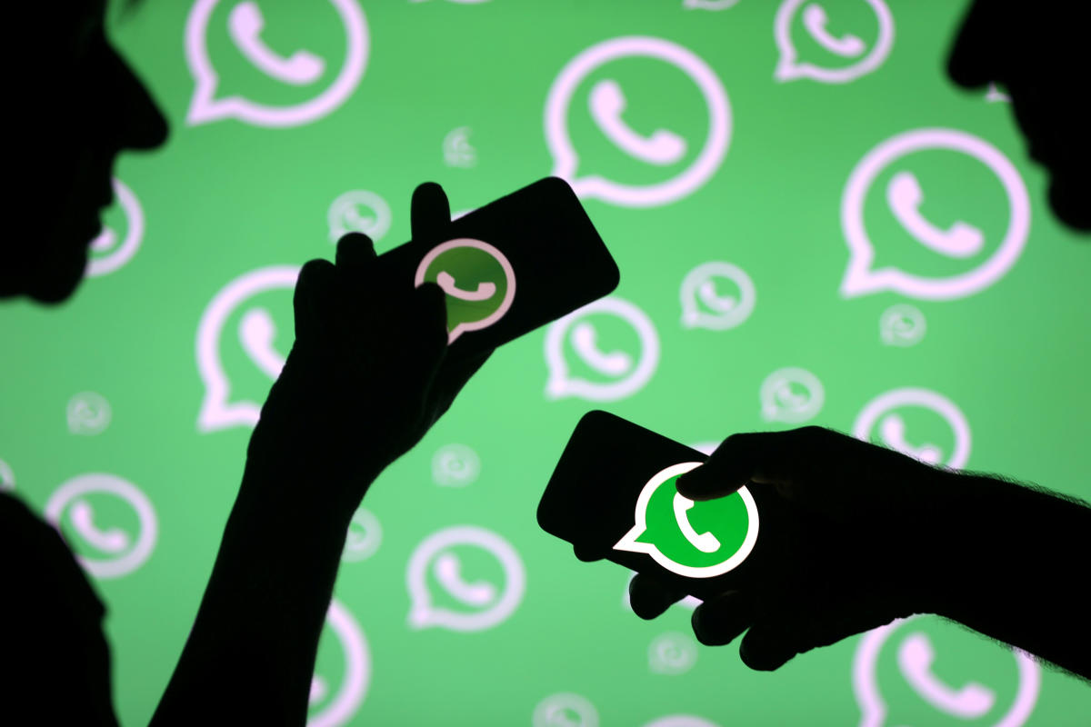 "WhatsApp has been working to curb the circulation of what technology minister Ravi Shankar Prasad termed ""sinister"" content in India, the firm's biggest market where it boasts over 220 million users. (Reuters File Photo)"
