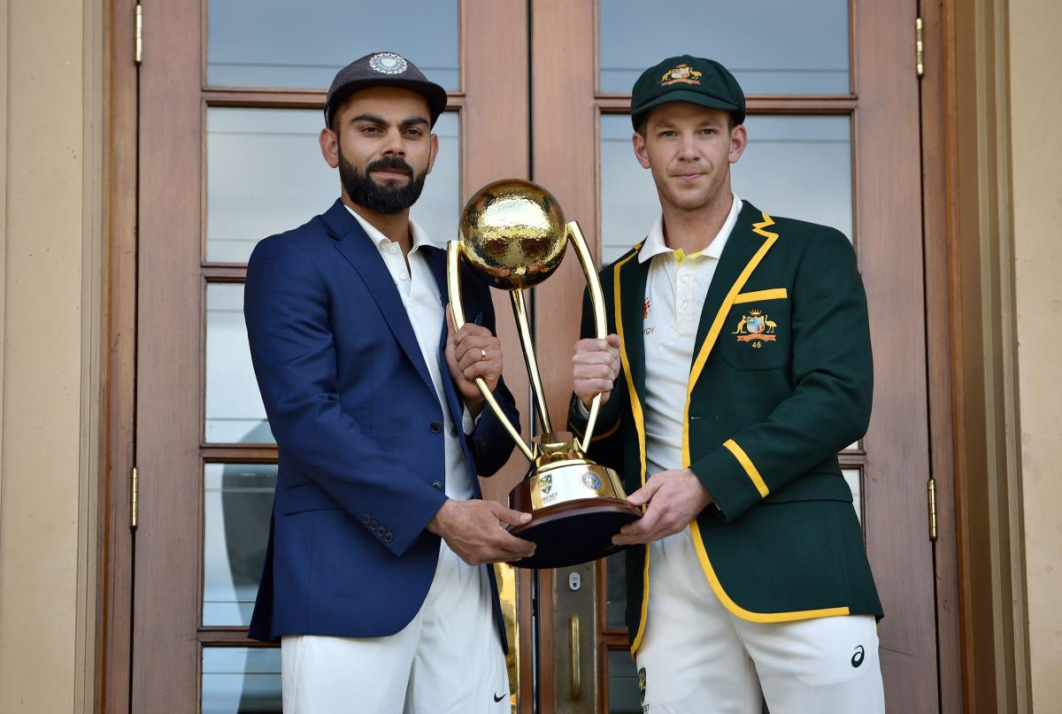 Officials in Australia said they were worried after a modest 23,802 turned out for the opening day of the Test series in Adelaide on Thursday, the lowest day-one attendance since the venue was redeveloped in 2013. (AFP File Photo)