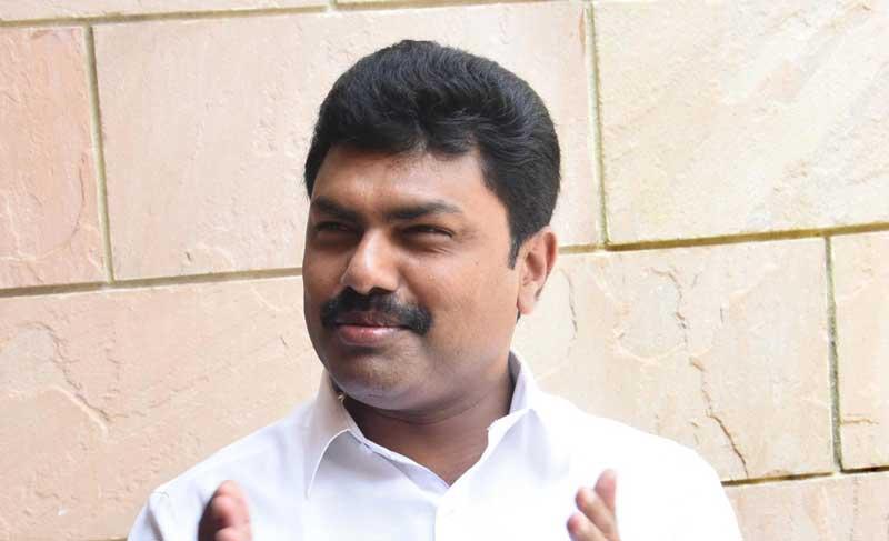 MP B Y Raghavendra