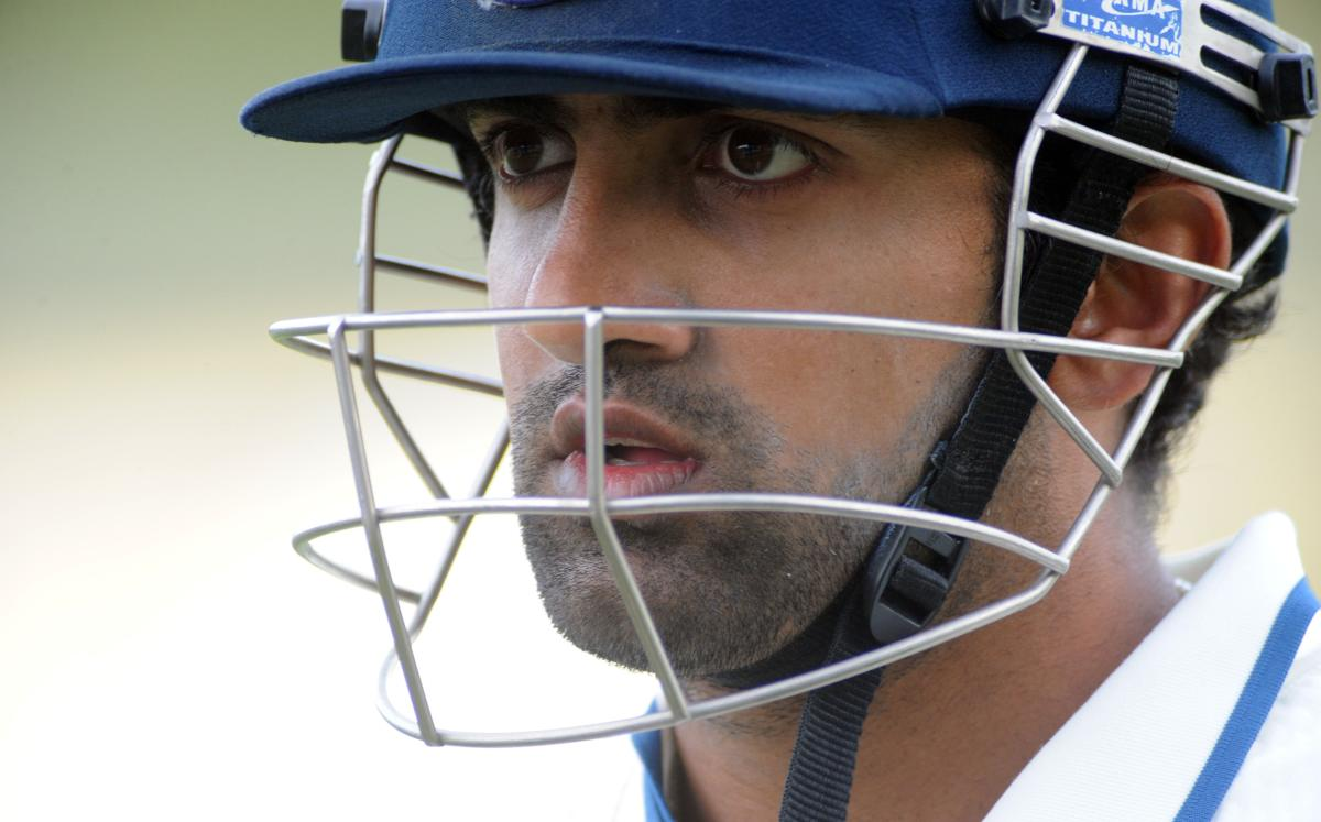 For those in Delhi, Gautam Gambhir was a shy boy who was spoken highly in cricket circles of the city.