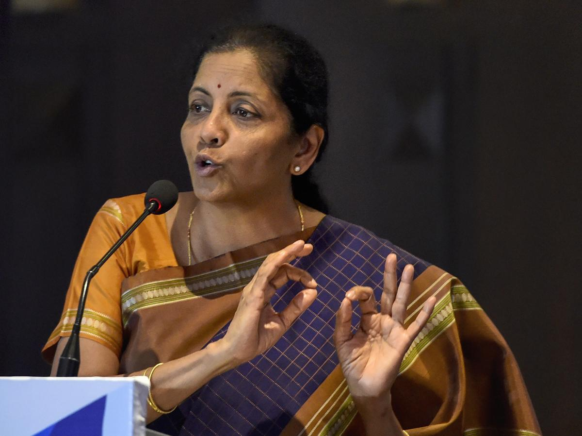 Defence Minister Nirmala Sitharaman. (PTI File Photo)