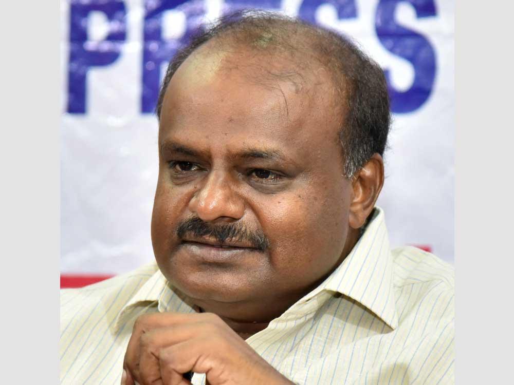 H D Kumaraswamy.