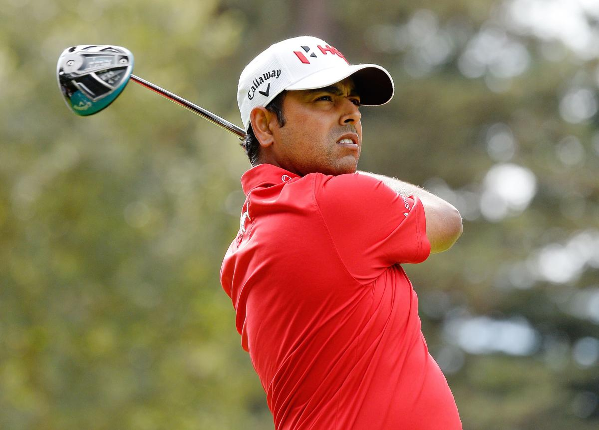 Anirban Lahiri will lead India's challenge in Panasonic India Open, beginning in New Delhi on Thursday. AFP FILE PHOTO