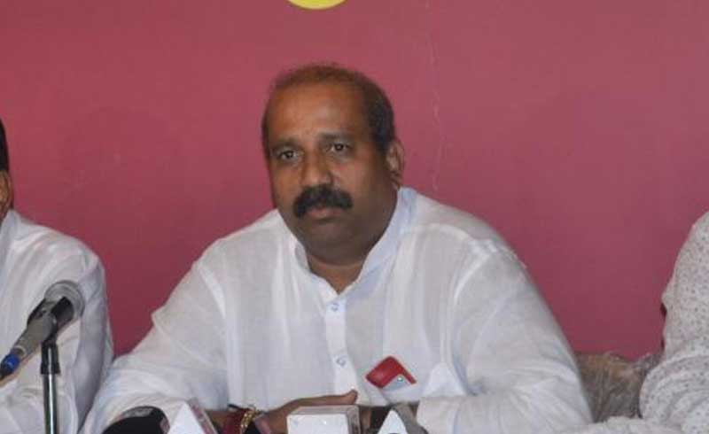Udupi MLA Raghupati Bhat