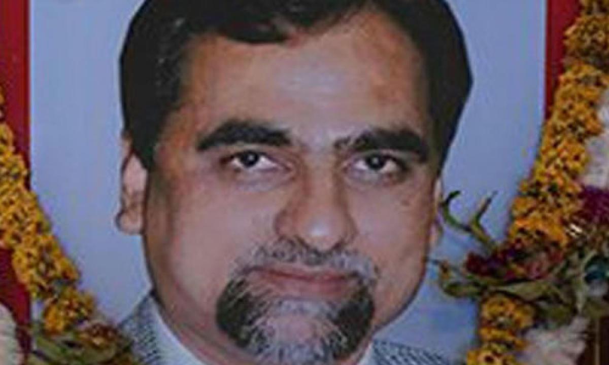 Judge Brijgopal Harkishan Loya. PTI