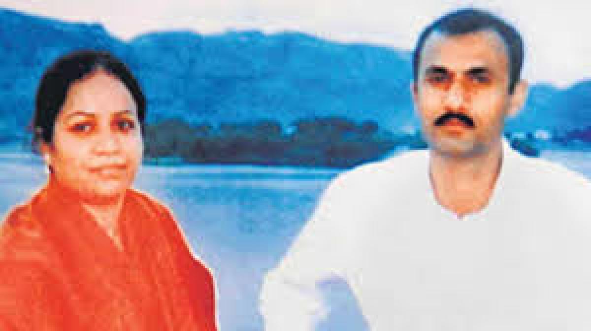 Sohrabuddin Shaikh and Kauser Bi