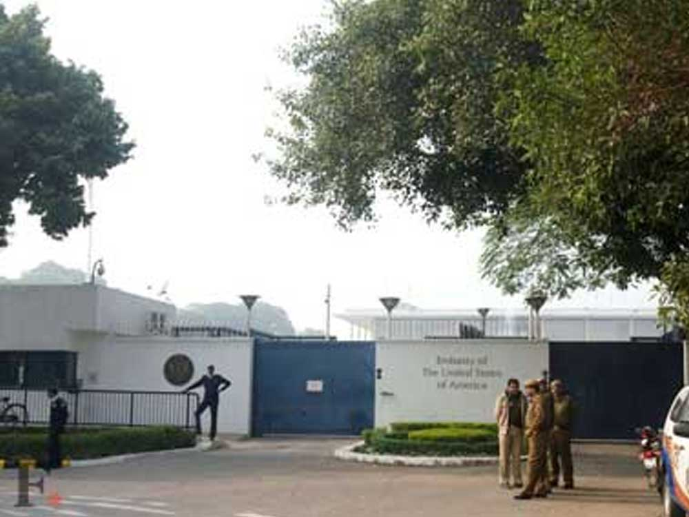 The Centre has given a green nod to the US Embassy, located in the national capital, for constructing a new office building, renovation of the Chancery and updates support facilities at the existing land for the estimated cost of Rs 200 crore, as per an official document.