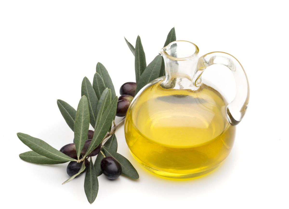 Olive oil is a rich source of antioxidants