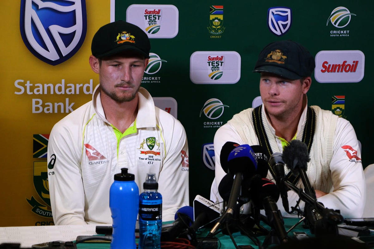 Bancroft was seen using sandpaper to try to rough up the ball in the Cape Town Test in March, receiving a nine-month ban from international and domestic cricket for his part in an incident that rocked the sport. (AFP File Photo)