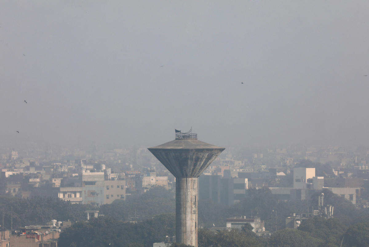 Delhi has been reeling under a cold wave for the past a few days. (Reuters File Photo)