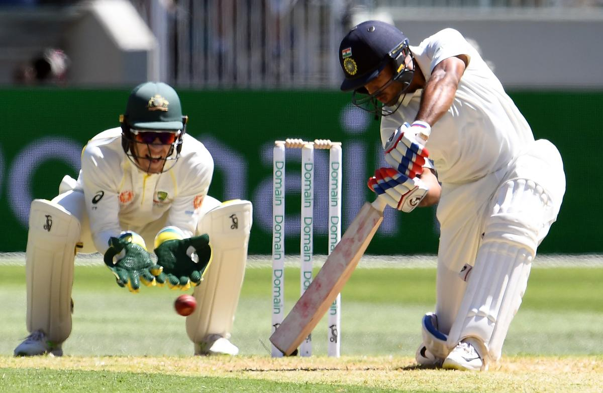 THE BIG MOMENT: Despite the long wait for the India cap, Mayank Agarwal never lost faith in him. AFP