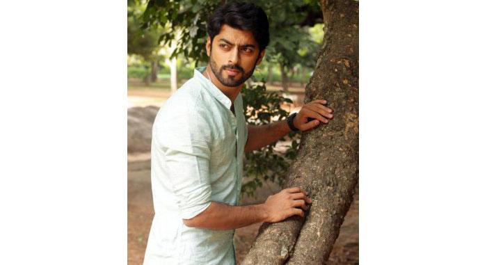 Actor Thaarak Ponnappa.
