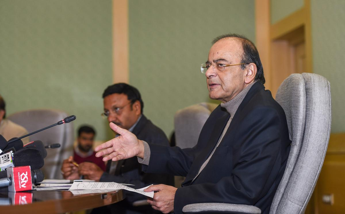 Earlier this month, Finance Minister Arun Jaitley said the government would put an additional Rs 41,000 crore in PSBs over and above what was announced earlier. (PTI File Photo)