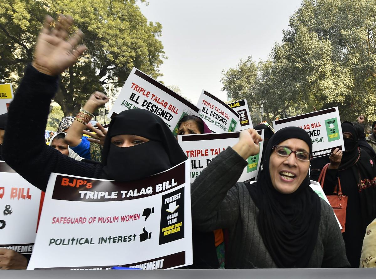 A Kerala-based organisation of Sunni scholars on Tuesday approached the Supreme Court, challenging the constitutional validity of an Ordinance, that made the practice of Triple Talaq as a punishable offence. It said the penal provision may cause grave pu