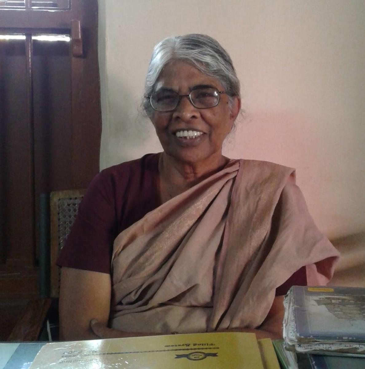 Prof Hilda Rayappan
