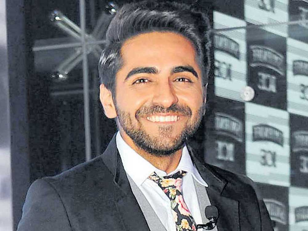 Khurrana says he has always believed that the script is the true star of a film. (File Photo)