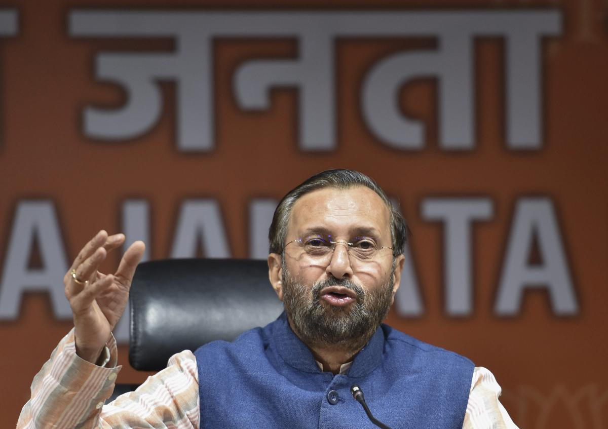 Javadekarsaid the alliance lacked an agenda and its sole objective is to oust Prime Minister Narendra Modi. (PTI File Photo)