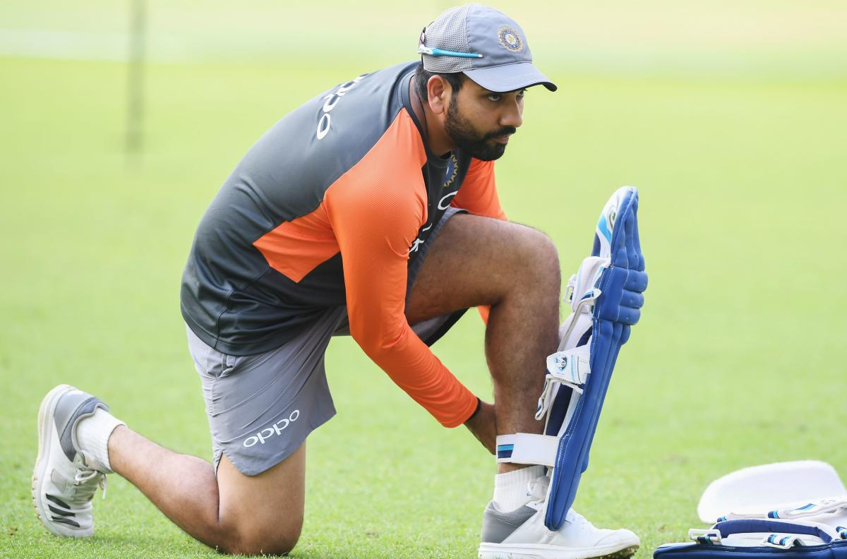 Rohit has flown back from Melbourne and will rejoin the squad on January 8 ahead of the three-match ODI series beginning January 12 in Sydney. (AFP File Photo)