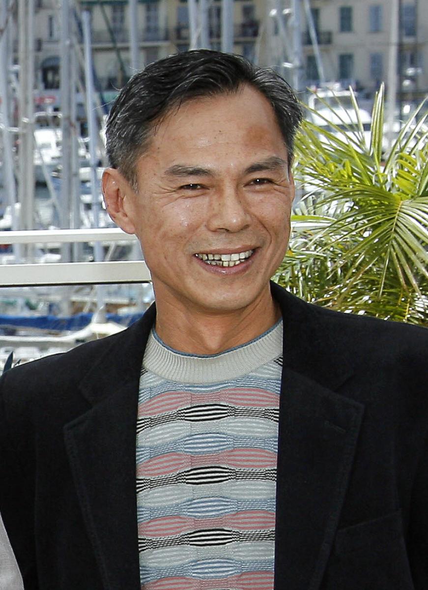 Filmmaker Ringo Lam