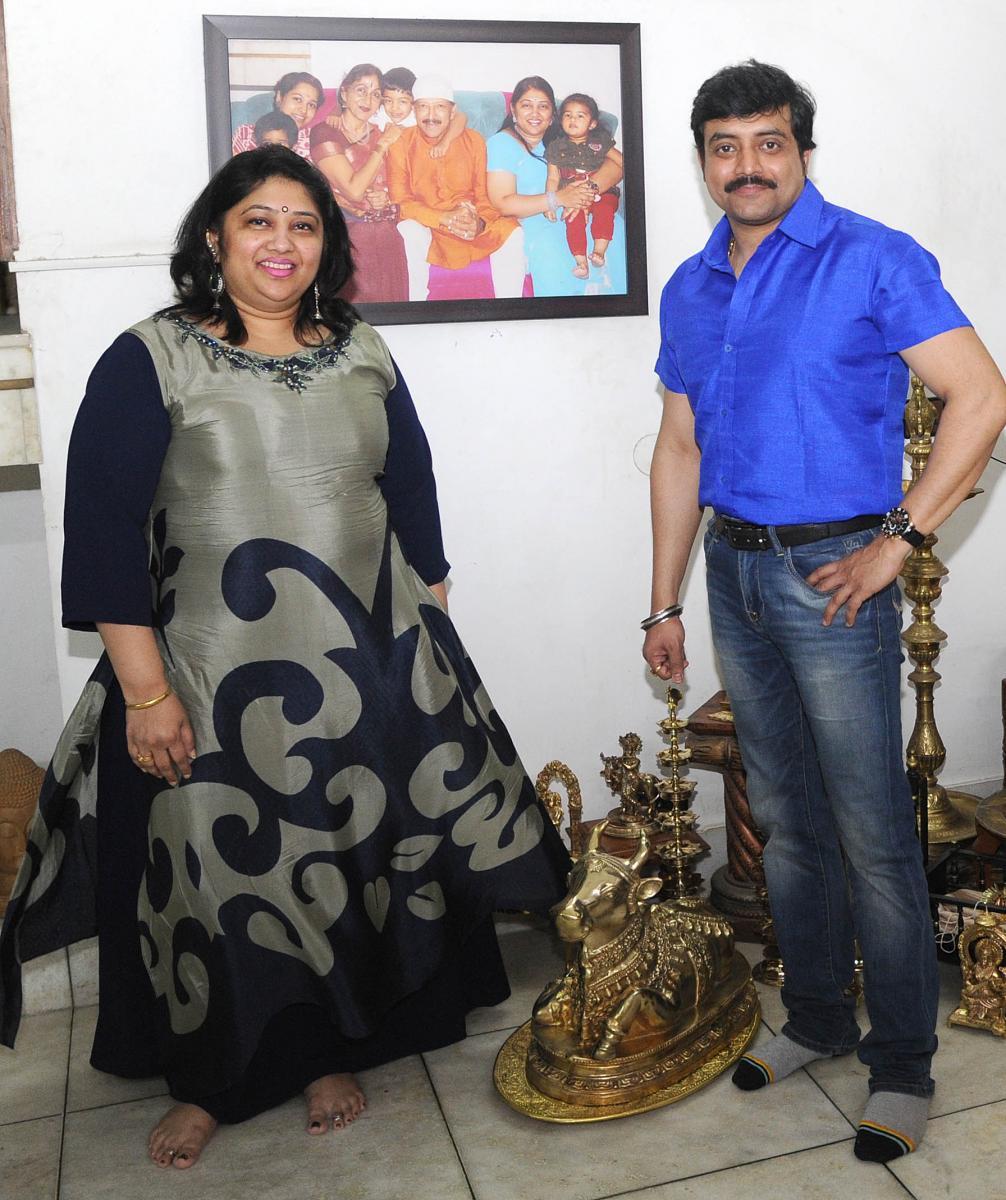 Vishnuvardhan, as family saw him | Deccan Herald