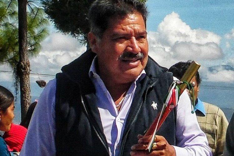 Governor Alejandro Murat confirmed the killing of Tlaxiaco Mayor Alejandro Aparicio Santiago