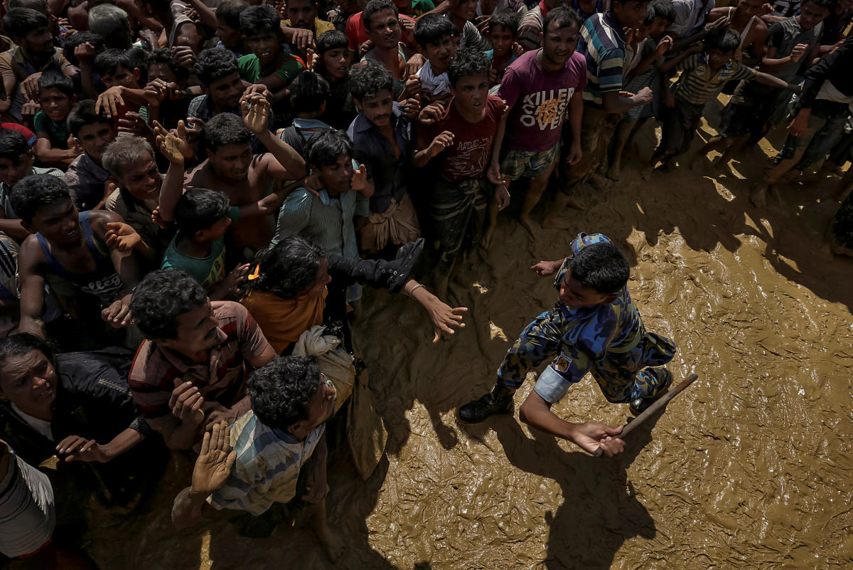 The UNHCR had also criticised repatriation of seven Rohingiyas from Assam in October last year saying the situation in Myanmar was not conducive for the return of the refugees. Reuters file photo