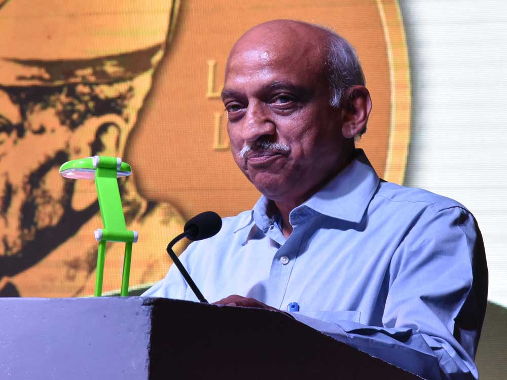 A S Kiran Kumar