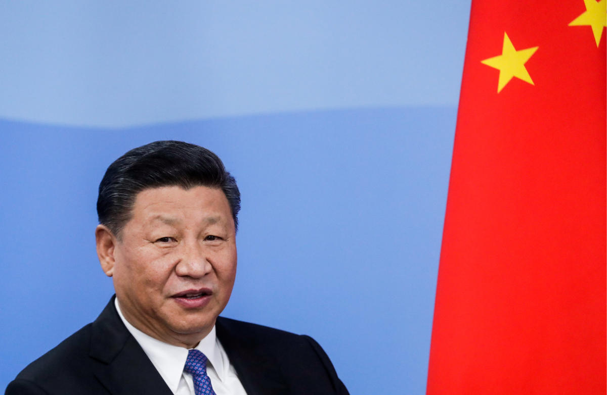 Chinese President Xi Jinping. File photo. (TASS Host Photo Agency/Pool via REUTERS)