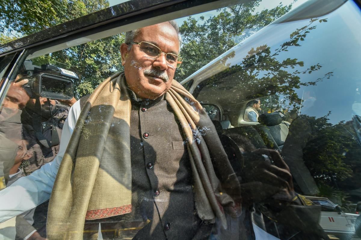 A cabinet meeting chaired by Chief Minister Bhupesh Baghel constituted the team which will be headed byS R P Kalluri, Inspector General of Police, Anti-Corruption Bureau and Economic Offence Wing (EOW).
