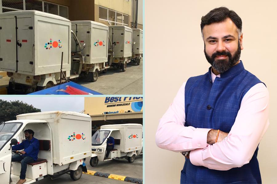 Managing Director Vineet J. Mehra (DOT)