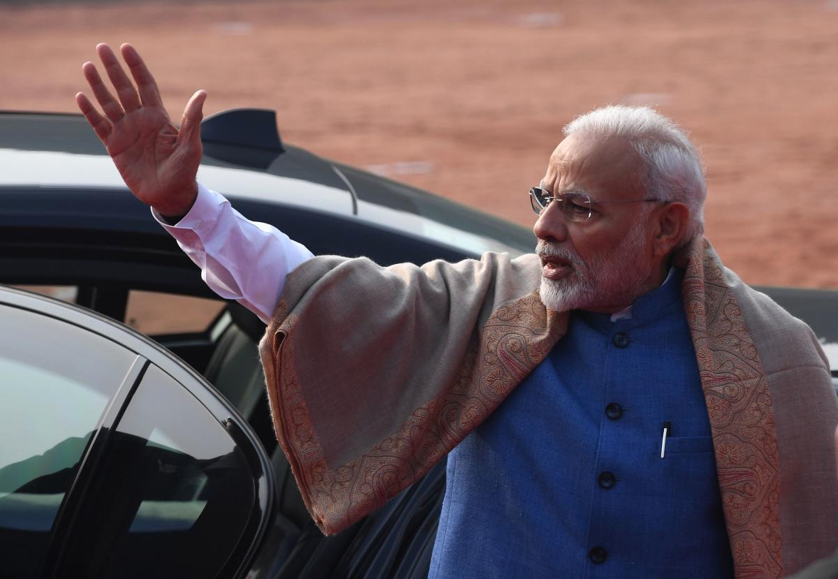 Prime Minister Narendra Modi. AFP Photo