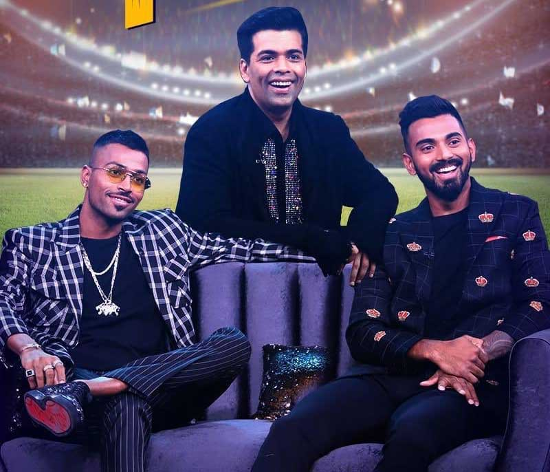 The cricketers, who have been in the eye of a storm following their sexist remarks on 'Koffee with Karan', will be returning from Australia where they were to compete in an ODI series starting Saturday. (Source: Twitter)