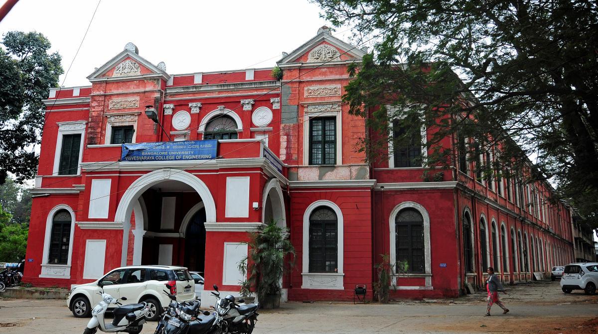 The University Visvesvaraya College of Engineering.