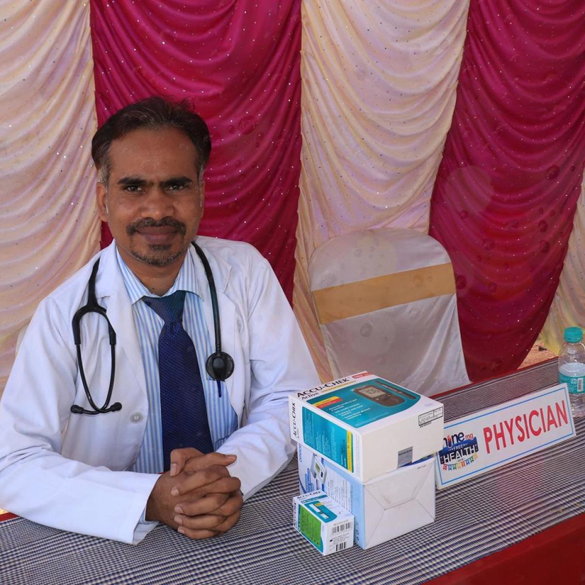 Sunil Kumar Hebbi