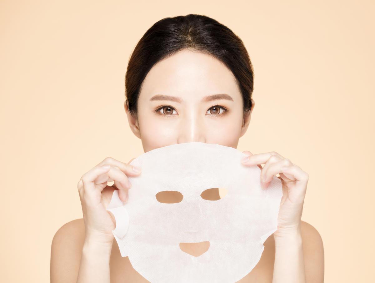 Korean beauty regimen is known for the use of unusual ingredients.