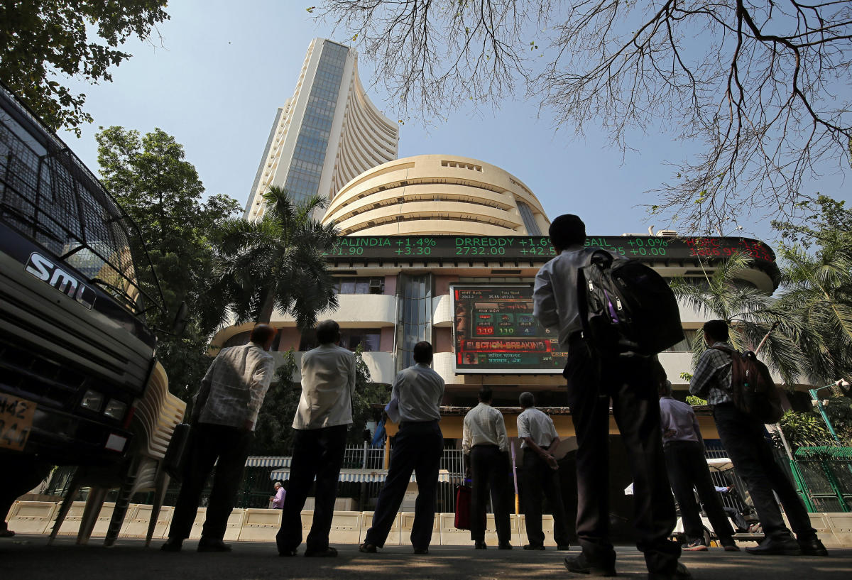 The BSE benchmark Sensex on Monday dropped over 150 points tracking weakness in other Asian markets amid heavy selling by foreign investors. Reuters file photo