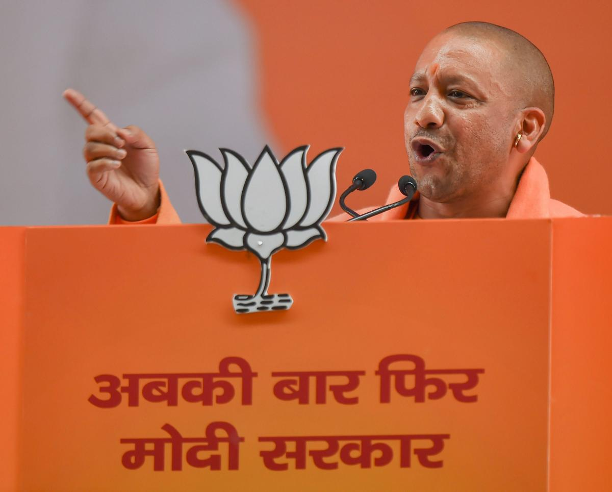 "Uttar Pradesh Chief Minister Yogi Adityanath on Sunday claimed the recently-forged alliance between the Samajwadi Party and Bahujan Samaj Party will have no impact on the politics of the state, and that the BJP will ""effectively wipe them off"". PTI file p"